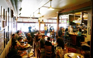 bipartisan cafe portland oregon interior