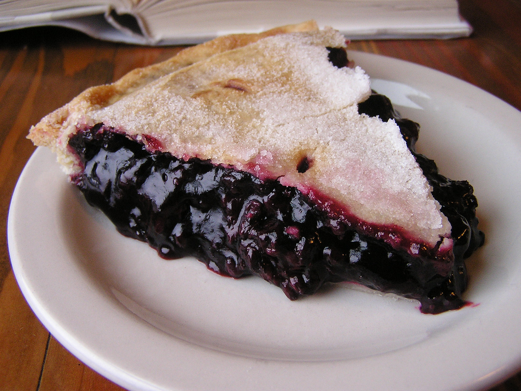 oregon marionberry pie at bipartisan cafe portland