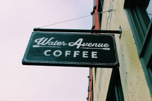 local portland water avenue coffee
