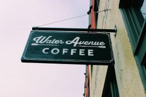 local portland water avenue coffee