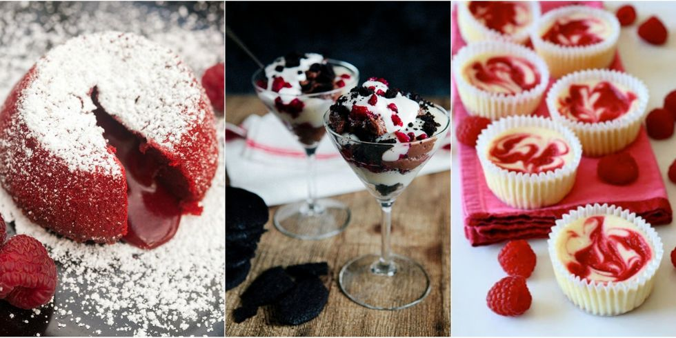 Valentine S Day Dessert Recipes And Ideas For Lovers