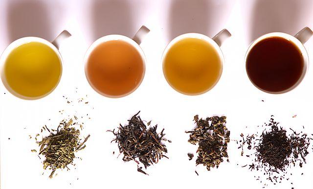 How It's Made: Black Tea, Green Tea & Herbal tea