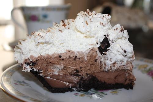 Chocolate Cream Pie wine pairing