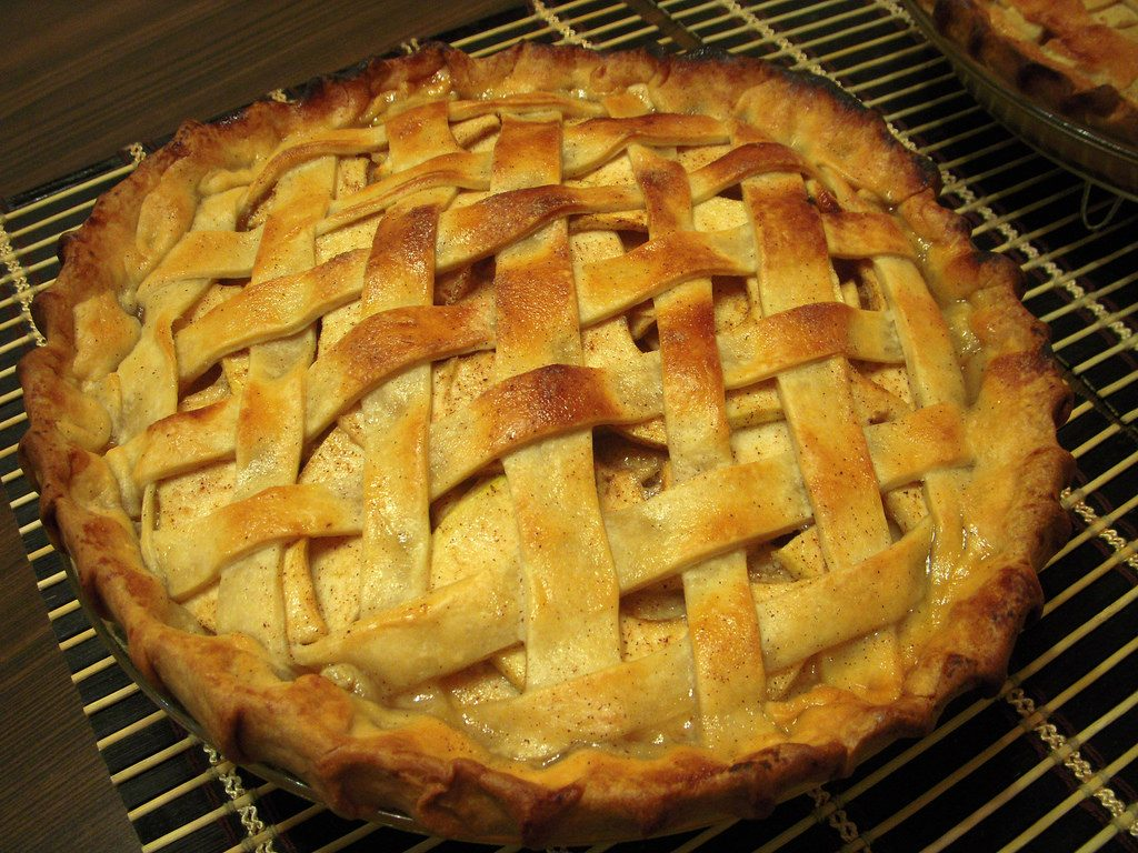 how to make the World's Best Pie Crust