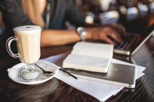 coffee shop history