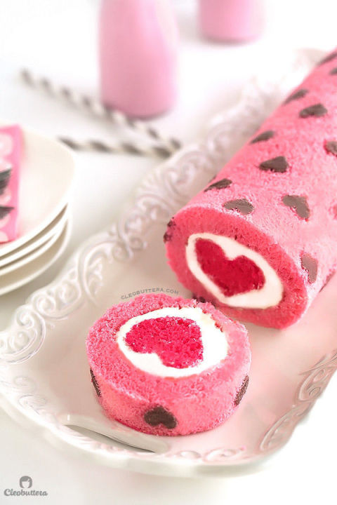 20 Great Valentine S Day Desserts For Two