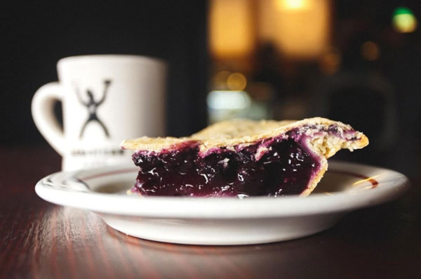 Cherry Pie at Bipartisan Cafe