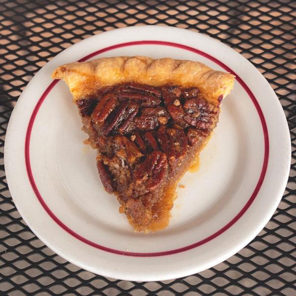 Pecan Pie at Bipartisan Cafe this Fall